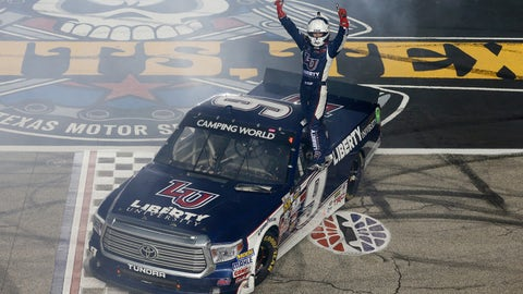 William Byron, Texas Motor Speedway