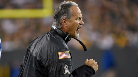Chuck Pagano, Indianapolis Colts (Last Week: 7)