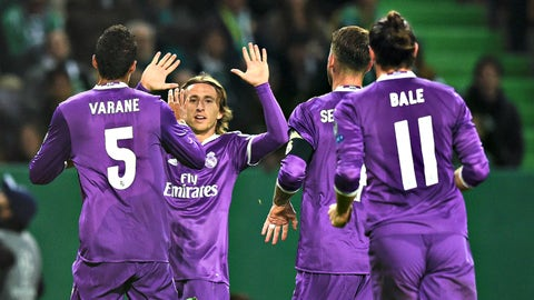 Real Madrid do just enough