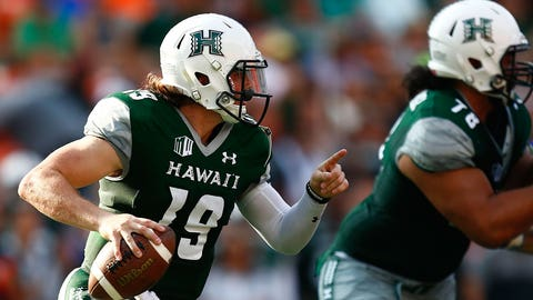 Hawaii Bowl: Middle Tennessee State (8-4) vs. Hawaii (6-7)