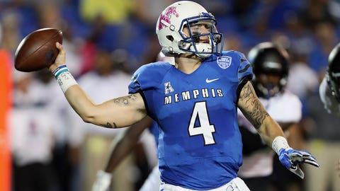 Boca Raton Bowl: Memphis (+5) vs. Western Kentucky