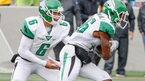 Heart of Dallas Bowl: North Texas (+35) over Army