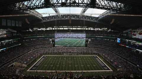 Dallas Cowboys + Thanksgiving = America