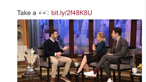 Live with Kelly Ripa