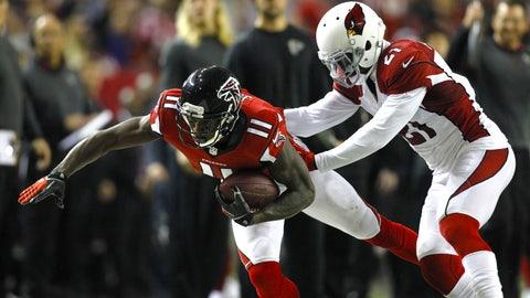 Sunday: Cardinals at Falcons