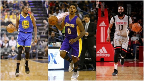From the shocking emergence of the Lakers to the Warriors' historic start