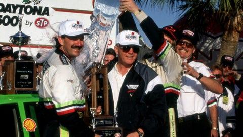1993, Dale Jarrett, 154.972 mph