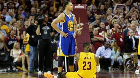 The NBA has rivalries once again