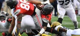 Ohio State's controversial spot vs. Michigan ignites a heated debate