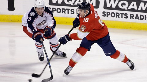 Nov. 26: Barkov to the rescue