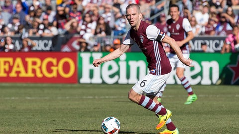 What will the Rapids do without Sam Cronin?