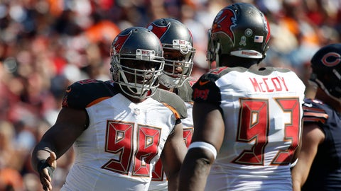 Tampa Bay Buccaneers: Run defense