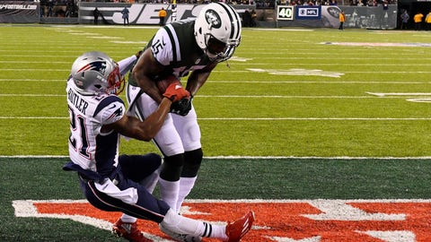Indianapolis Colts at New York Jets, 8:30 p.m. ESPN