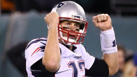 New England Patriots: Jan. 1 at Miami
