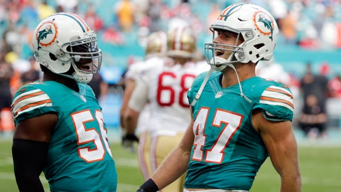 Miami Dolphins (last week: 12)