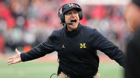 Michigan Wolverines (10-2)