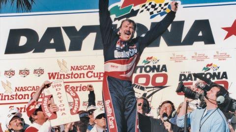 1996, Dale Jarrett, 154.308 mph