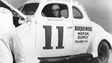 T-19. Fireball Roberts, 9 years