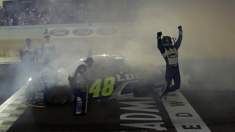 T-5. Jimmie Johnson, 15