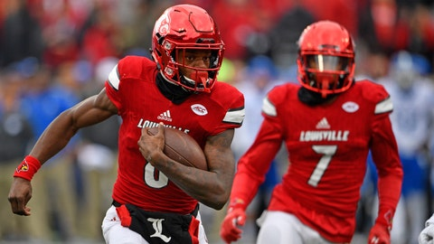No. 13 Louisville (bye)