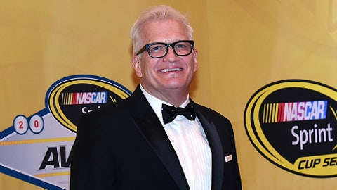 Entertainer Drew Carey, 2015