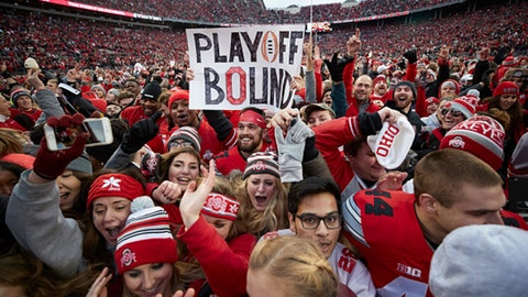 Alabama losing the SEC Championship Game