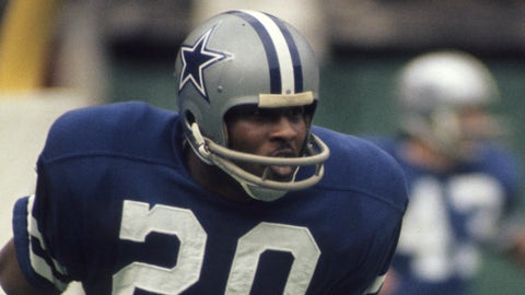 Mel Renfro -- Dallas Cowboys, Super Bowl XII