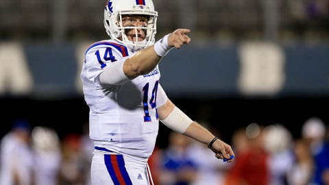 Armed Forces Bowl: Louisiana Tech (+38) over Navy