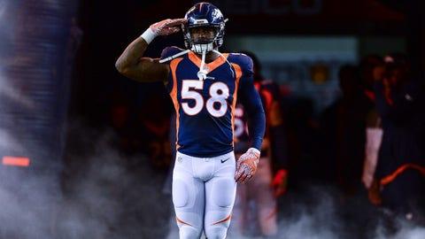 Defensive Player of the Year: Von Miller, Broncos