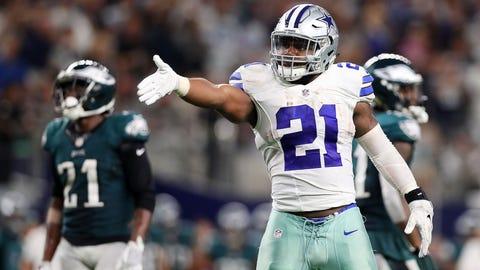 Offensive Rookie of the Year: Ezekiel Elliott, Cowboys
