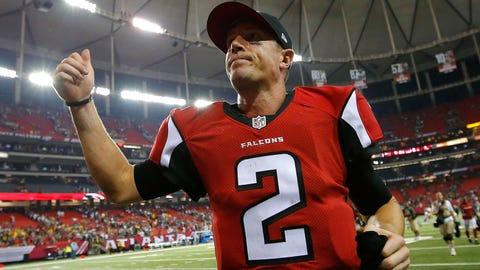 MVP: Matt Ryan, Falcons