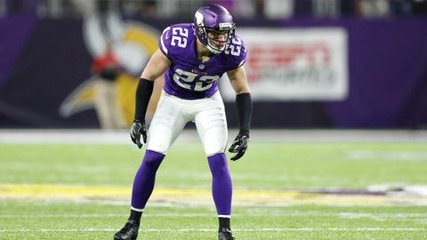 Safety: Harrison Smith, Vikings