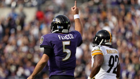 Baltimore Ravens (last week: 21)