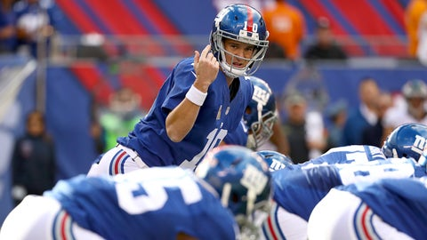 GIANTS (-2.5) over Bengals (Over/under: 47)