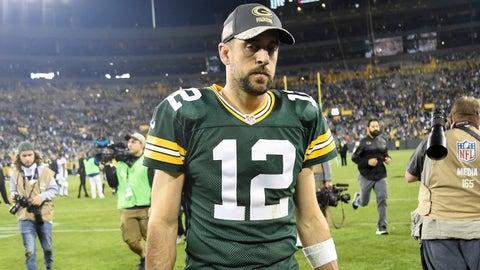 Green Bay Packers (last week: 9)