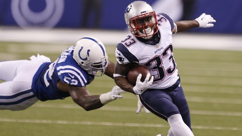 How will Dion Lewis look in his return?