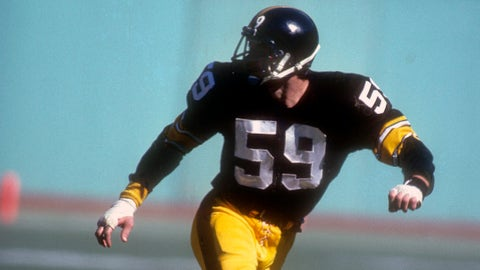 Linebacker: Jack Ham