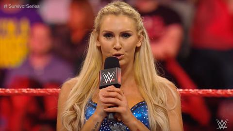 Women's 5v5 - Team Raw: Charlotte