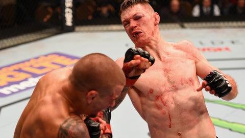 UFC 195: Poirier v Duffy