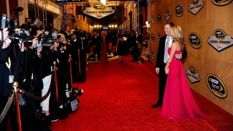 Red carpet remembrances