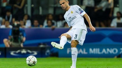 DEF: Pepe, Real Madrid