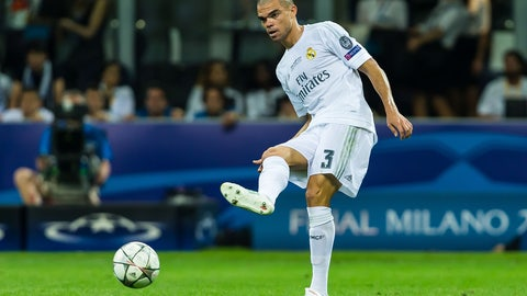DEF: Pepe, Real Madrid