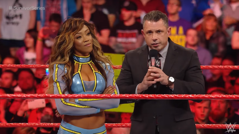 Women's 5v5 - Team Raw: Alicia Fox