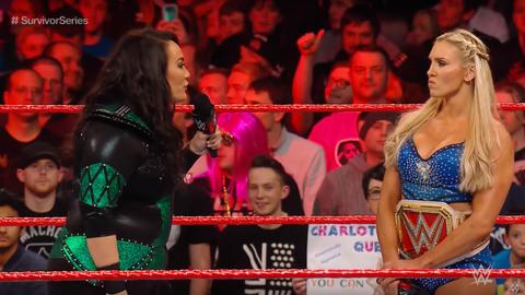 Women's 5v5 - Team Raw: Nia Jax