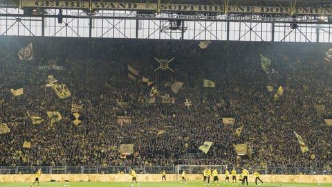 Borussia Dortmund - €40 million