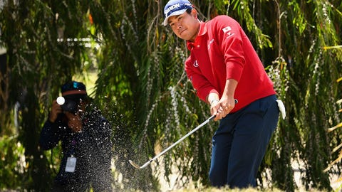 Matsuyama and Koepka have the best shot at joining the major club