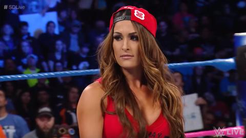 Women's 5v5 - Team SmackDown: Nikki Bella