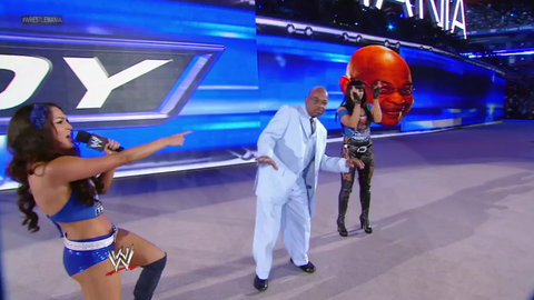 Match 6: Team Johnny vs. Team Teddy for control of both SmackDown and Raw