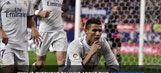 Cristiano Ronaldo showed off his new celebration