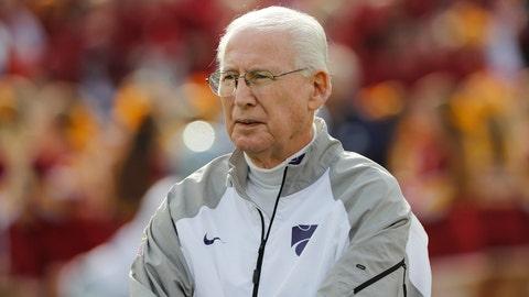 BILL SNYDER, Kansas State (1989-2005, 2009-present).